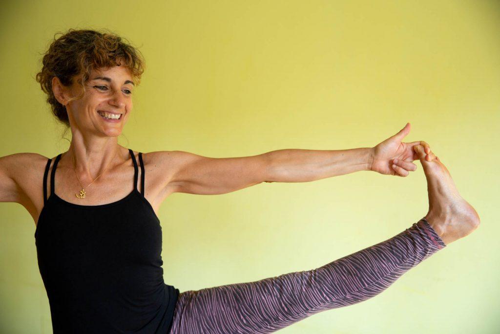 ai nuovi praticanti di yoga