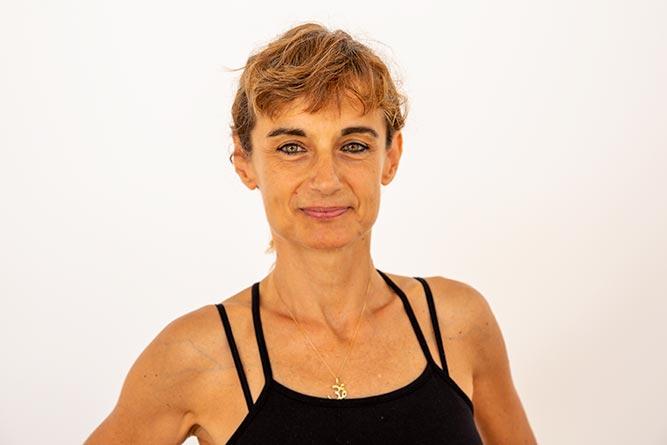 simona insegnante yoga forli