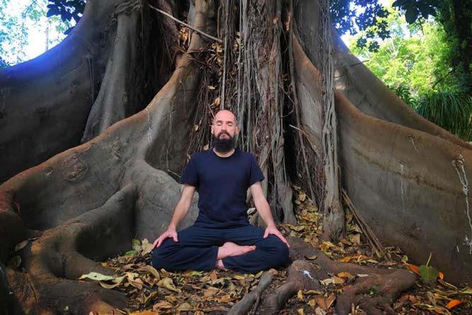 Daniele Boscherini insegnante di meditazione yoga shakti