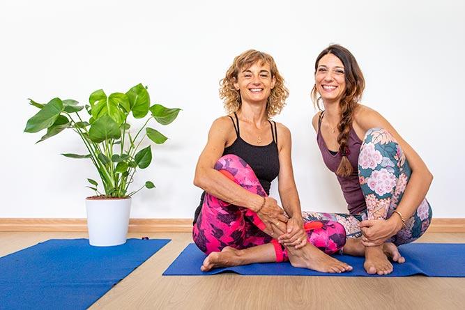 shakti yoga forli insegnanti