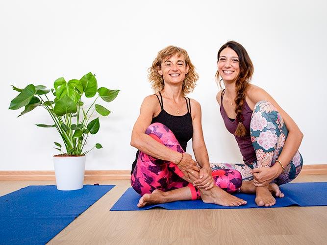 shakti yoga forli nostro yoga icona
