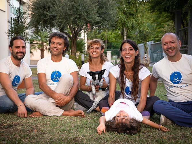 shakti yoga Forli chi siamo